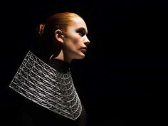 3D-printed jewelry, jeans, furs, pop prints highlight diverse Day 4 of Toronto Fashion Week