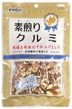 75gX10 pieces Inaba peanut-containing roasted walnuts   #followher