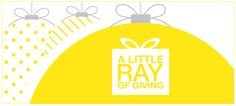 """This Christmas, Ray White will continue its popular tradition of giving, with the return of """"a little Ray of giving"""". The inspiring Christmas campaign will see Ray White help disadvantaged children who may need a little extra light in their festive season.  This is the fifth year that we've run """"a little Ray of giving"""" and we want 2016 to be our biggest year yet. The Ray White team are calling on the local community to embrace the giving season and dig deep for children who need it most."""