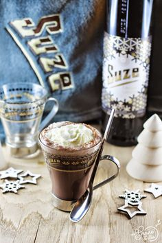 Chocolat Chaud, Suze et Chantilly - Une Graine d'Idée