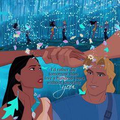 John Smith #Disney