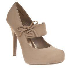 Amazon.com: Riverberry Women's 'Olisa' Hidden Platform Mary Jane Stilettos (More colors available): Shoes