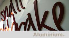 Wandtattoo + Wandbuchstaben + Wandtattoo + Wand... von PAULSBECK Buchstaben, Dekoration & Geschenke auf DaWanda.com