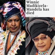 👑✊🏽💪🏽🙏🏽🇿🇦Winnie Nomzamo Winifred Madikizela-Mandela a stalwart in the fight against apartheid' on Monday April 2 2018 in Johannesburg at the age of 81 Ex Wife South African President Women In History, Black History, Winnie Mandela, African American Beauty, Ex Wives, Nelson Mandela, Prince Harry And Meghan, Zulu, African Wear