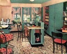 1943 kitchen