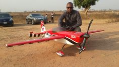 RC Plane with AY!!!