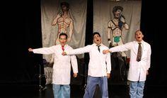 Gay`s anatomy (Conferencia de prensa) del dramaturgo Andrés Carreño. Foto: Dardané Pèrez Romero / Secretaría de Cultura del GDF.