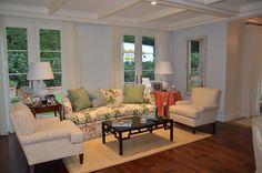 Custom upholstery and drapery