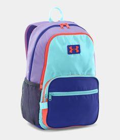 Girls  UA Great Escape Backpack   Under Armour US. Girls Gym BagUnder  AurmorKids BackpacksUnder ... 99d0fe14a5