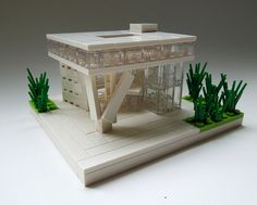 Microscale office looks like the perfect place to work