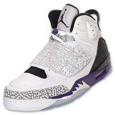 detailed look e58c8 8ae98 Contest Example  Jordan Son of Mars Men s Basketball Shoes for my   FinishLine  SwagBag