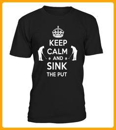 keep calm golf - Tennis shirts (*Partner-Link)