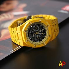 ap men's watch... Quality Watches, Breitling, Watches For Men, Accessories, Men's Watches, Jewelry Accessories