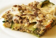 Sausage Strata - Quirky Cooking