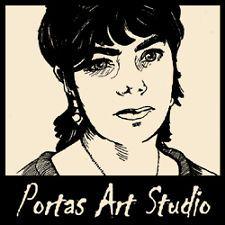 portas_art_studio su eBay