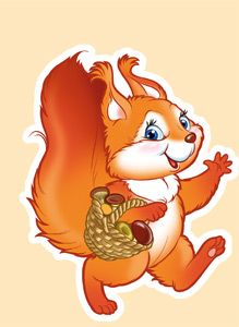 Империя Поздравлений - - Baby Cartoon Characters, Cute Animals Images, Canson, Autumn Illustration, Baby Quilt Patterns, Art Drawings For Kids, Beautiful Gif, School Decorations, Fall Pictures