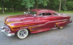 Hemmings Find of the Day – 1951 Mercury leadsled