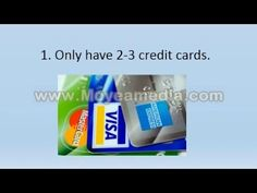 How To Build Credit Using Credit Cards