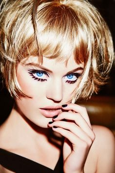 L'Oreal's #Beautyforall Campaign by Ellen von Unwerth 2015