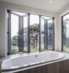 Quality Bifold Windows I Window Styles I Fairview Glass And Aluminium, Aluminium Windows, Bathroom Windows, Kitchen Windows, Sliding Panels, Windows Me, Window Shutters, Window Styles, Prefab Homes
