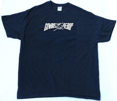 Cowboy Bebop Swordfish Logo TShirt by ABCDecal on Etsy, $18.00