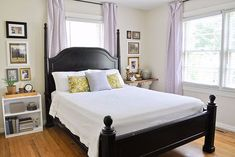 Peek inside this charming cottage full of DIY projects and budget decor