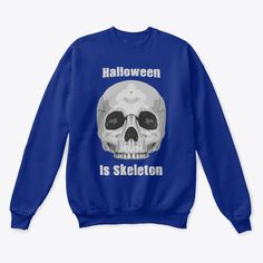 Halloween Is Skeleton Products from HALLOWEEN FESTIVAL TSHIRT | Teespring