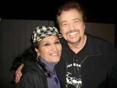 Candy and Jay Osmond