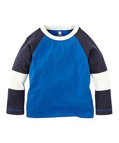 This Blueberry Moritz Raglan Tee - Infant & Toddler is perfect! #zulilyfinds