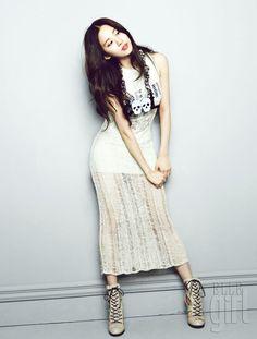 Elle Girl Korea #Seohyun #TaeTiSeo