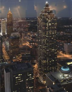 Atlanta from the Westin - John Dowell