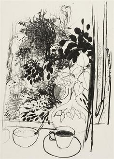 black and white ink drawing by Brett Whiteley Art And Illustration, Art Inspo, Ouvrages D'art, Mark Making, Fine Art, Art Design, Painting & Drawing, Life Drawing, Illustrators