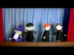 Potter Puppet Pals: The Vortex...I'm harry potter and I'm here to say....