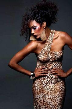 Shop Kami Shade' - Designer Cheetah Print One Shoulder Jersey Mini Dress, $119.00 (http://www.kamishade.com/lace-jersey-ruffle-casual-dresses-more/designer-cheetah-print-one-shoulder-jersey-mini-dress/)