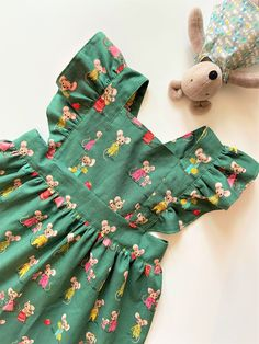 Baby Girl Dresses Diy, Girls Dresses, Pinafore Dress, Toddler Fashion, Baby Patterns, Blouse Designs, Cute Babies, Toddlers, Collection