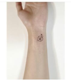 Looking for inspiration? Tiny and fresh tattoo here!