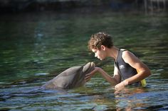 """From a guest about their visit to Discovery Cove in Orlando, Florida: """"Our teenage son with Autism loves this park. In many parks he is easily overwhelmed with sights and sounds. Discovery Cove isn't large, but it is a perfect place to spend the day with your family. Read this blog post review from a mother's perspective."""""""