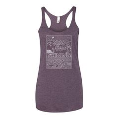 Midnight Coastline is celebrating the National Park Service's 100th birthday with their Centennial collection. It's seriously the perfect tank to explore the parks in this summer, and for every purchase they're donating $1 to NPS! #summerstyle #tanktop #nationalparks #adventure #style #campstyle #campfashion #summerfashion #getoutside #findyourpark