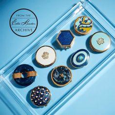 Estee Lauder Uk, Makeup Package, Cosmetic Design, Chocolate Packaging, Cosmetic Packaging, Packaging Design Inspiration, Fashion Branding, Vintage Beauty, Makeup Cosmetics