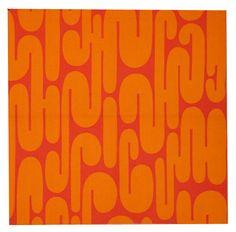 Alexander Girard, textile design January, 1960s. For Herman Miller, Michigan, USA. Via Goldstein Design Museum.