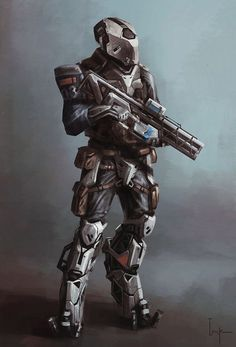 Armor Military Sci-Fi - Bing images