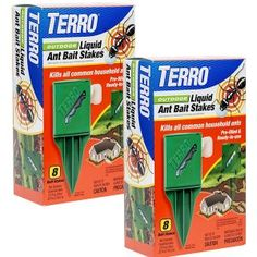 Terro Outdoor Liquid Ant Killer Bait Stakes 2 Pack -- Details can be found by clicking on the image. (This is an affiliate link) Bug Control, Pest Control, Ants In House, Black Ants, Garden Guide, Garden Ideas, Spoil Yourself, Bait