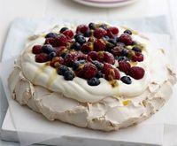 Easy pavlova recipe - 9kitchen