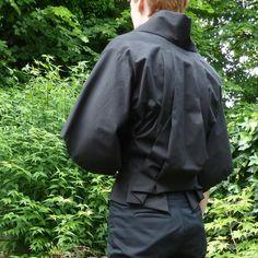 Alexander McQueen jacket | Catherine Daze's Blog