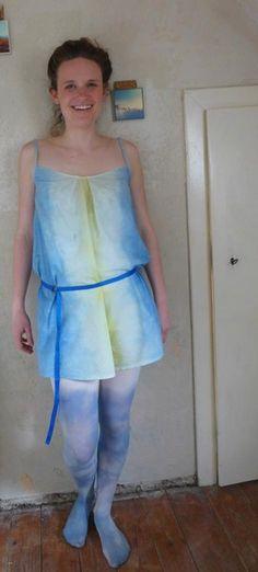 """Kleid """"Summer"""" von EmmyLou auf DaWanda.com"""