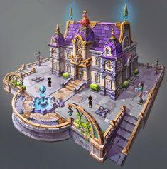 ArtStation - Mansion, k cxxx
