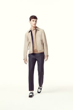 Bally - Spring 2014 Menswear - Look 4 of 17