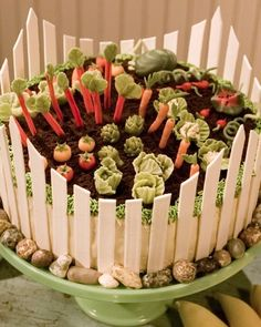 Spring Garden Cake