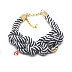 Collar Marinero Marino Crudo | El Ganso Online Store