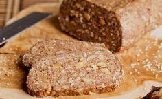 Hier finden Sie ein glutenfreies Rezept für die Zubereitung von einem darmfreundlichen Brot. Fördert die Verdauung und schützt die Darmschleimhaut.